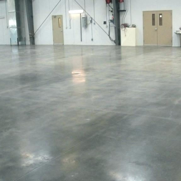 Maintenance Kincrete Flooring